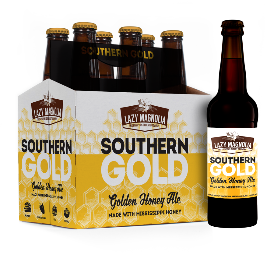 Southern Gold Is the True Pride of the South