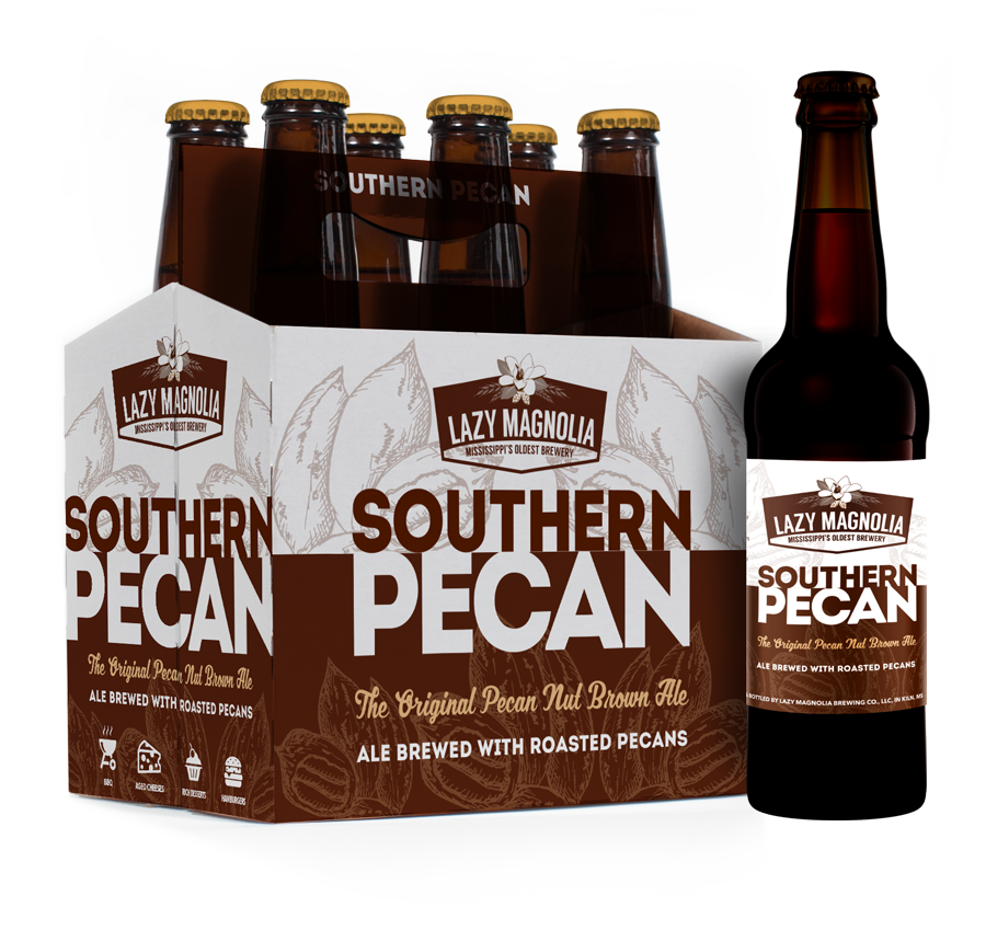 Image result for pecan stout mississippi brewing